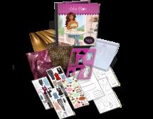 Julia – Design & Activity Book